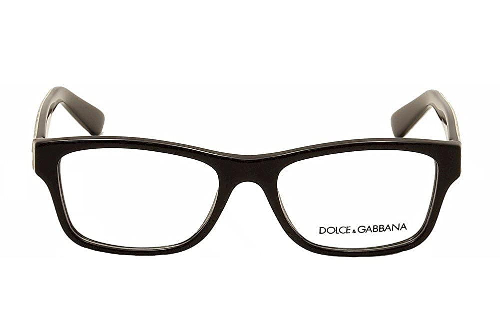 875a7b05390 Amazon.com  Dolce Gabbana ENCHANTED BEAUTIES DG3208 Eyeglass Frames 2525-52  - Black DG3208-2525-52  Shoes