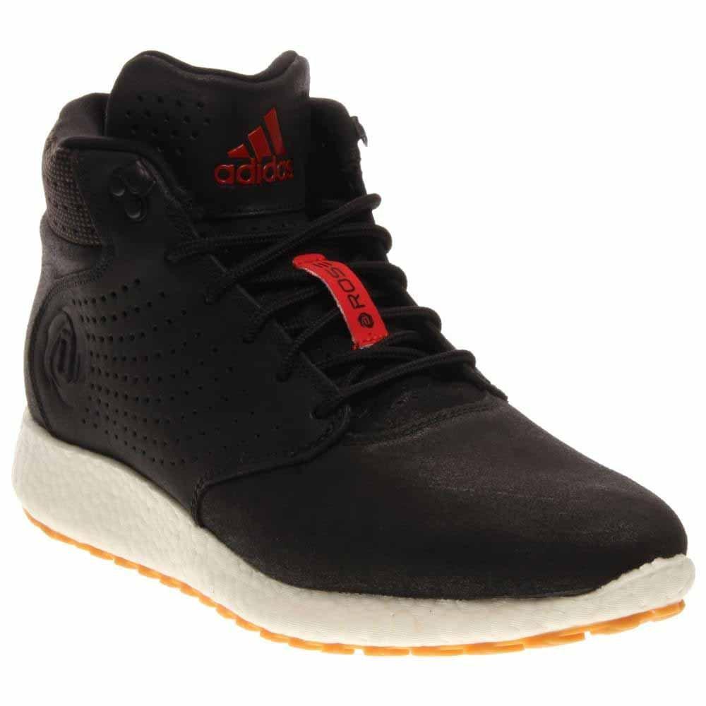 adidas D Rose Lakeshore Boost Men's Basketball Shoes B00RYBG89U 11.5 D(M) US|Black