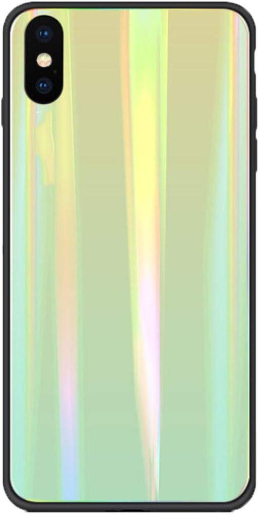 Sto/ßfest Caler H/ülle Kompatibel mit Huawei P30 H/ülle 9H Geh/ärtetem Marmor Glas R/ückseite mit TPU Rahmen Schutzh/ülle Ultra D/ünn Handyh/ülle Rahmen H/üllen Slim Kratzfest Shell Case