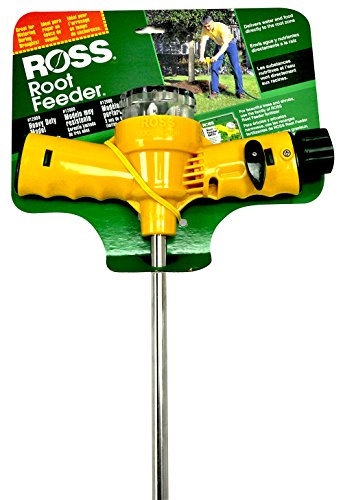 Ross Root Feeder Heavy Duty Model #1200D, For Use with Ross Fertilizer Refills (Ideal for Watering During Droughts), 3 Year Limited Warranty