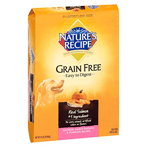 Natures Recipe Dog Food Grain Free