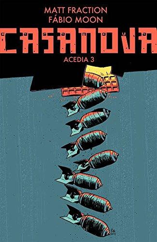 CASANOVA ACEDIA #3 (MR) ebook