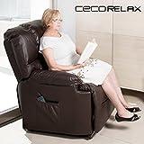 Fauteuil de Relaxation Massant Craftenwood 6004