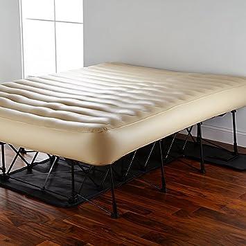 Amazon.com: Concierge Collection EZ cama hinchable, diseño ...