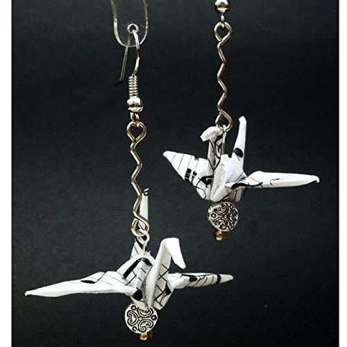 Origami Crane Symbol - 4