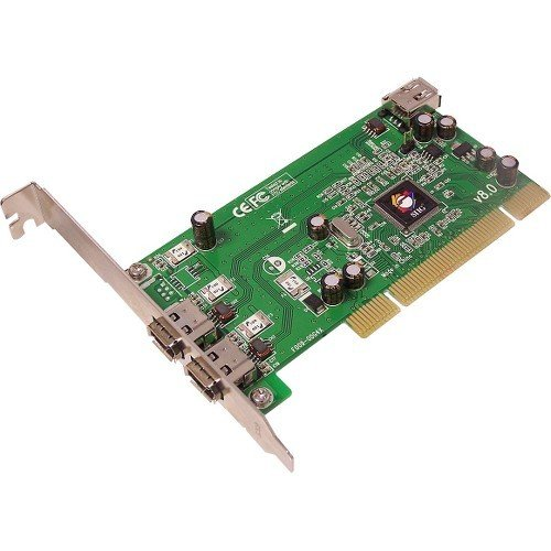 SIIG 1394 3-Port PCI i/e - FireWire adapter - 3 ports (NN-440012-S8) - by SIIG, Inc