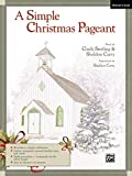 A Simple Christmas Pageant: Singer's Edition