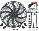 Electric Cooling Fans Review and Comparison