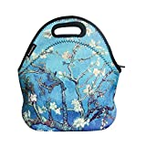 Ambielly Neoprene Lunch Bag/Lunch Box/Lunch Tote/Picnic Bags Insulated Cooler Travel Organizer (wintersweet)
