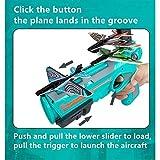 MUSJOS Bubble Catapult Plane Toy