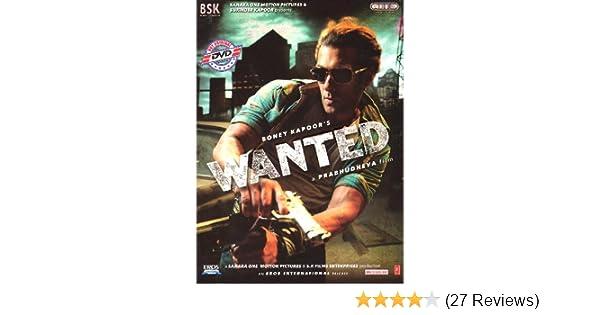 Amazon com: Wanted (Bollywood Movie): Salman Khan, Ayesha