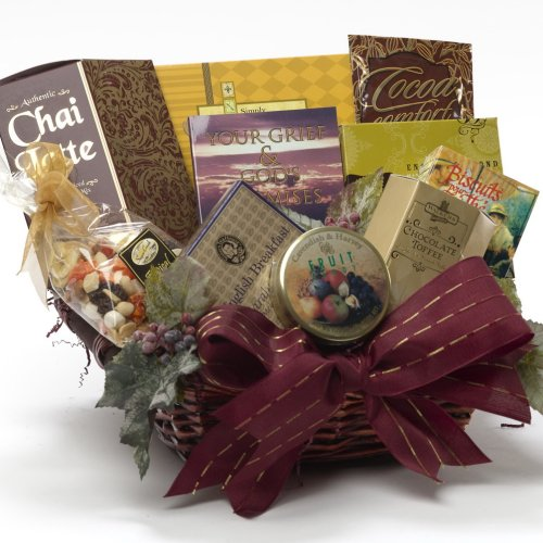 Art of Appreciation Gift Baskets Gods Promises Sympathy Gift Basket