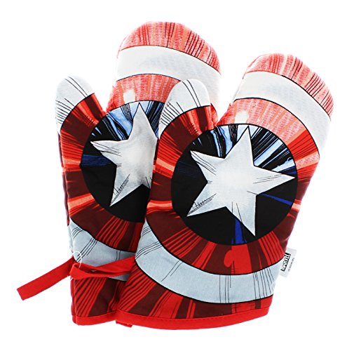 captain america 2 gloves - 3