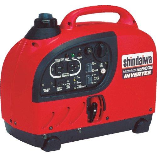 やまびこ産業機械 新ダイワ インバータ発電機(防音型) IEG900M-Y