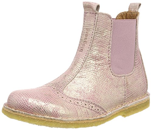 Bisgaard Mädchen 50203118 Chelsea Boots Pink (Rose - 710)