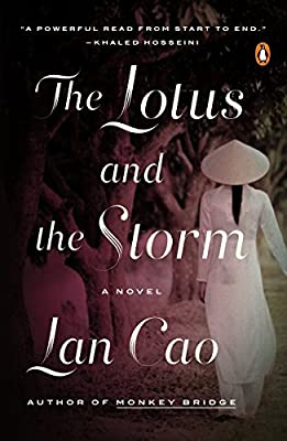 Amazon the lotus and the storm a novel 9780143127611 lan the lotus and the storm a novel mightylinksfo