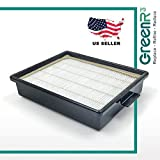 GreenR3 1-PACK Air Filter for Rainbow Purifier R7292 fits R7292 Rexair E Series E2 Series (SN# before 9280000) PN Model Series Parts Accessories Replacement Replenishment and more