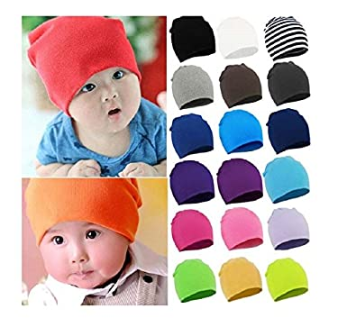 BLAZE Baby s Cotton Winter Cap (Multicolour f8cf9d53472