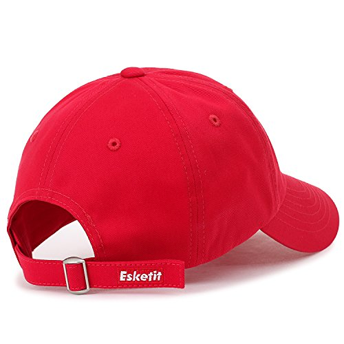 Baseball Trucker Lord ililily Hat Strapback Cap Cotton Embroidery Red pwUEqExHv