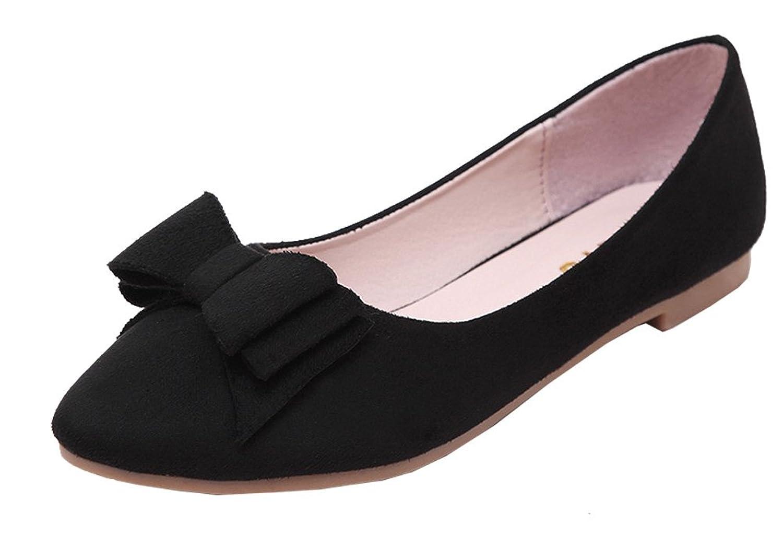 Tidecloth Women's Solid color Flats Shoes