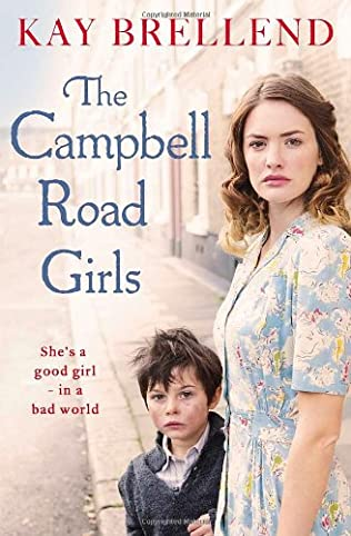 book cover of The Campbell Road Girls