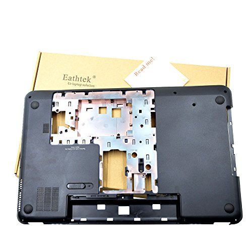 Eathtek Replacement Laptop Bottom Case Base Cover for HP Pavilion G7-2000 G7-2270US series, Compatible with part# 682740-001 708037-001 685072-001 (Hp Bottom Case)