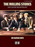 img - for The Rolling Stones -- Easy Guitar TAB Anthology: 20 Classic Hits book / textbook / text book