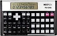 Calculadora Cientifica, 240 Funções, 12 Digitos, Visor 2 Linhas, Hoopson, PS-12MS, Preta