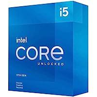 Core i5-11600K (3,9 GHz/4,9 GHz)