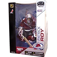 McFarlane Toys NHL Sports Picks 12 Inch Action Figure Patrick Roy (Colorado Avalance) by Unknown