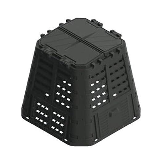 Brixo compostiere Composteur lt. 420 Ecobox Rugby 89 x 89 x ...