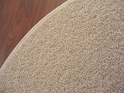 Cottage Teppich Teppich Teppich Hochflor Shaggy Champagner Rund in 7 Größen B002HSAZIK Teppiche b1b9cb