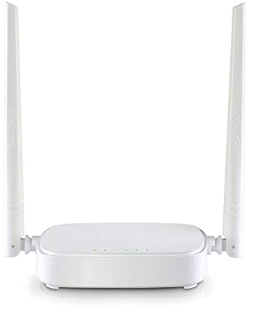 Tenda N301 Wireless N300 Easy Setup Router  White, Not a Modem  Routers  Computers   Accessories