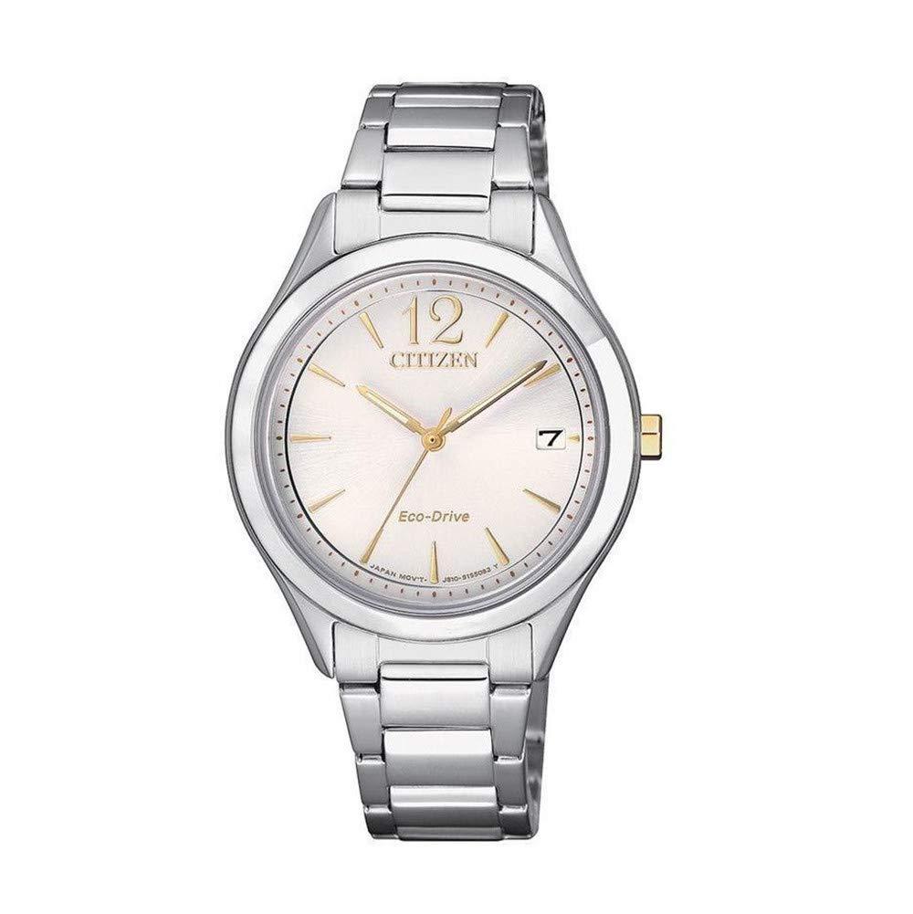Citizen Eco Drive Quartz Female Watch FE6124-51A (Certified Pre-Owned) by Citizen