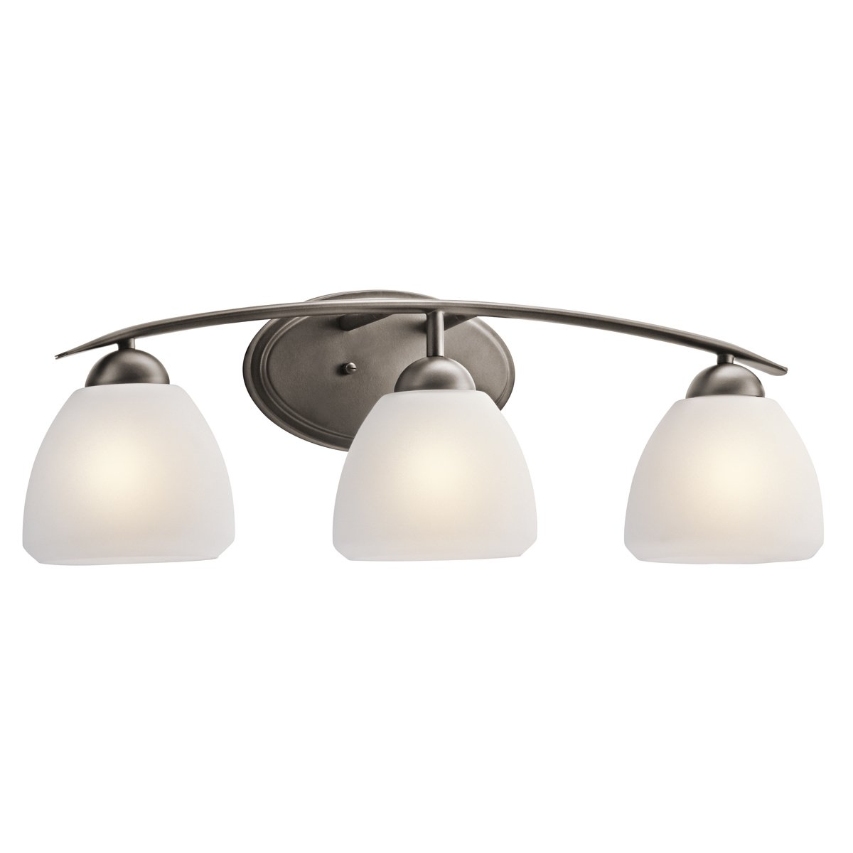 Calleigh 1lt壁取り付け用燭台 3 Light 45119OZ 1 B004SD9YCK 3 Light|オールドブロンズ オールドブロンズ 3 Light