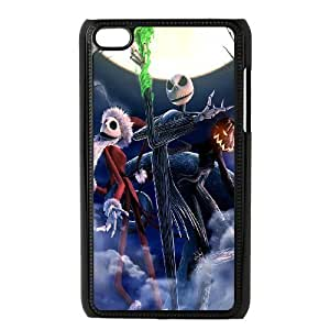 The?Nightmare Before Christmas For Ipod Touch 4 Phone Case & Custom Phone Case Cover R98A651499
