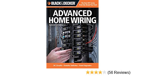 black decker advanced home wiring updated 3rd edition dc rh amazon com