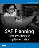 SAP Planning, George Anderson, 0789728753