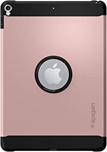 Spigen Tough Armor Designed for iPad Air 3 Case (10.5 inch 2019) / iPad Pro 10.5 Case (2017) - Rose Gold