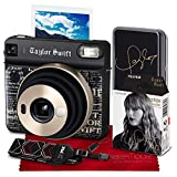 Fujifilm instax Square SQ6 Instant Film Camera (Taylor Swift Limited Edition) with Square Instant Film Bundle