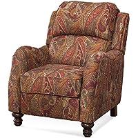 Serta Upholstery Serta 200 Reclining Chair, Danielle Cayenne