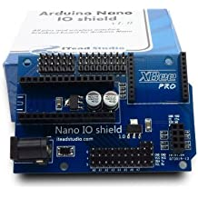 Arduino Nano I/O Shield