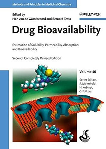 40: Drug Bioavailability: Estimation of Solubility, Permeability, Absorption and Bioavailability