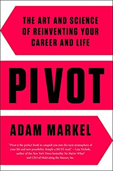 Pivot Science Reinventing Your Career ebook product image
