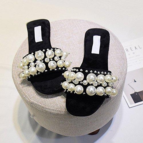 Chanclas heelsWomen verano BAJIAN oras toe bajos sandalias se zapatos Alto sandalias LI zapatos peep qwPpw1B