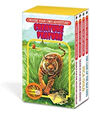 Creature Feature Box (Choose Your Own Adventure)