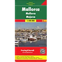 Majorca: Road Map (Country Road & Touring) (Road Maps)