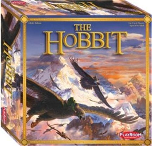 The Hobbit: The Defeat of Smaug Board Game – LOTR