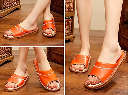 Orange Women TELLW pour Chaussons Femme qT0IHa0n