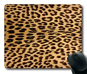 Popular Leopard Print Rectangle mouse pad Your Perfect Choice
